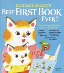 ScarryBestFirstBookEver