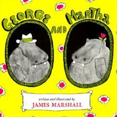 GeorgeMartha
